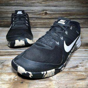 Nike Metcon 2 Black White Running Shoes Men 10